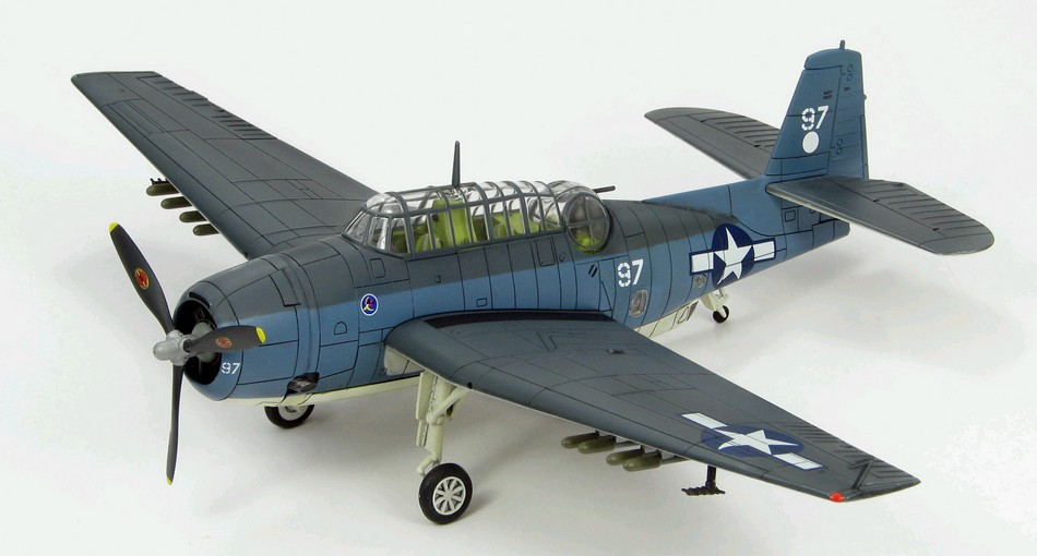hobby master air power series propeller powered 1  72
