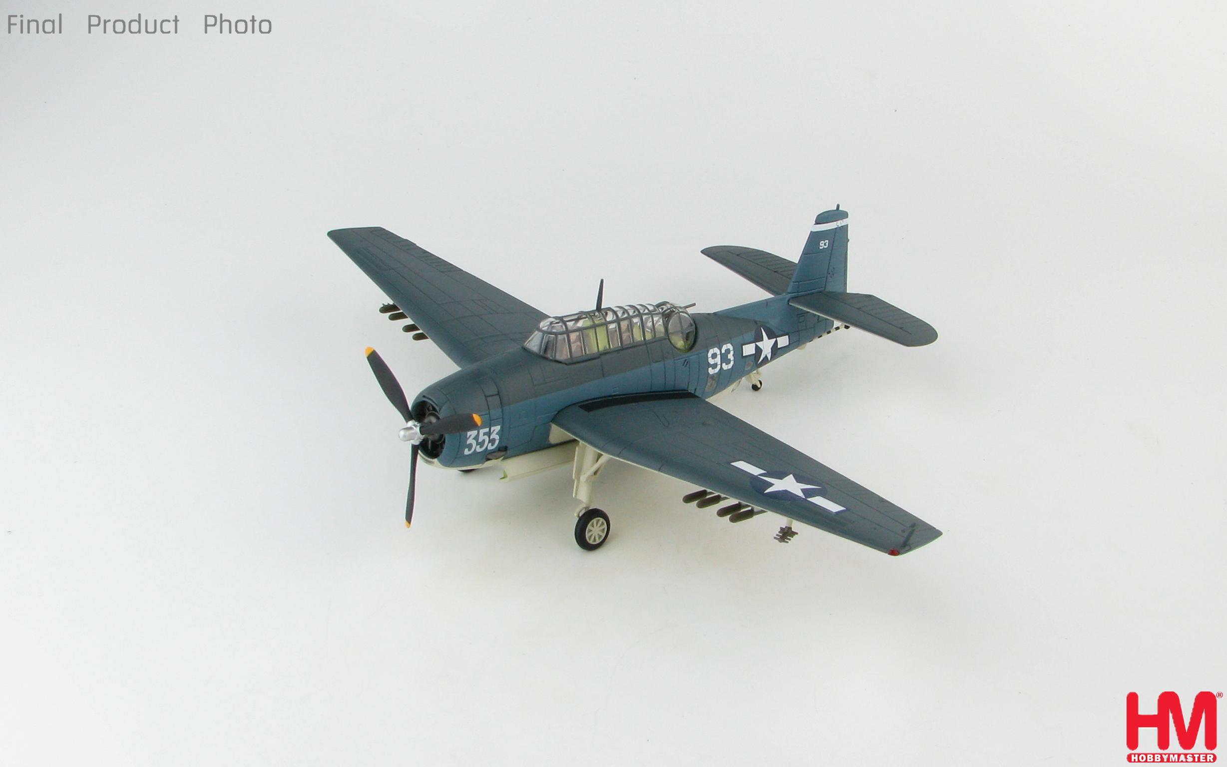 hobby master 1  72 air power series propeller powered